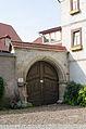 Arnstadt, Kirchgasse 1, Hoftor, 09-2014-001.jpg