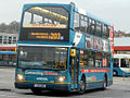 Arriva Yorkshire, VDL DB250 East Lancs Myllennium Lowlander, 1606 YJ06 WMF - Flickr - Danny's Bus Photos.jpg