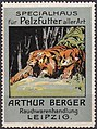 Arthur Berger, fur trader in Leipzig, c. 1910, brand advertisings (06).jpg