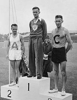 Arthur Lydiard New Zealand runner and athletics coach