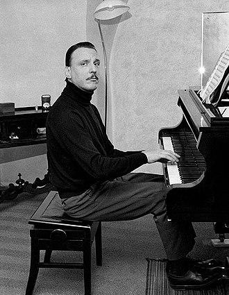 Arturo Benedetti Michelangeli - Arturo Benedetti Michelangeli in 1960