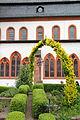 Aschaffenburg - Stiftskirche, Stiftsgarten 01.JPG