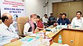 Ashwini Kumar Choubey addressing at the release of the Manuals on Oral Health Promotion for school teachers and health workers, on the occasion of World Oral Health Day, in New Delhi.jpg