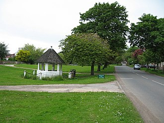 Askham Richard - Image: Askham Richard Village Centre geograph.org.uk 178939
