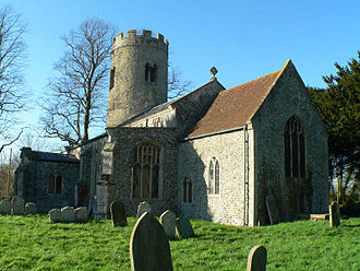 Aslacton - Aslacton St Michael