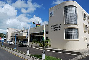 Rodrigues - Rodrigues Regional Assembly