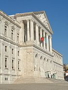 Assembly of the Republic, Lisbon