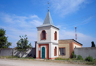 Atkarsk - A mosque in Atkarsk