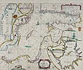 Atlas maritimus, or A book of charts - Describeing the sea coasts capes headlands sands shoals rocks and dangers the bayes roads harbors rivers and ports, in most of the knowne parts of the world. (14751097354).jpg