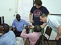 Atos origin consultants at the Enedco project, Zambia (4444619427).jpg