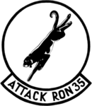Attack Squadron 35 (US Navy) insignia 1951.png