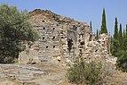 Attica 06-13 Hills of Hymettus 09 church ruins.jpg