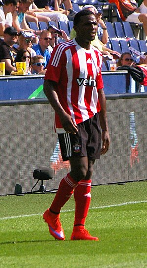 Cuco Martina - Martina with Southampton in 2015