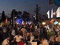 Auditorium Garden Cocktail - Wikimania 2011 P1040141.JPG