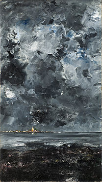 STRINDBERG, August The Town, 1903
