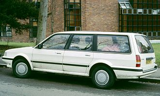 Austin Montego - The estate version was competitively priced and achieved useful sales volumes in the UK and, perhaps more surprisingly, in France