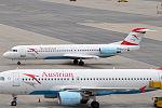 Austrian Airlines, OE-LVC, Fokker F100 (23074121111).jpg