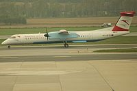 OE-LGF - DH8D - Austrian Airlines