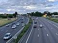 Autoroute A4 vue depuis Pont Route D11 Champigny Marne 2.jpg