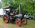 Aveling and Porter steam tractor, Dougal, Abergavenny.jpg