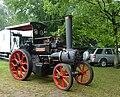 Aveling and Porter steam tractor, Dougal, Abergavenny.jpg