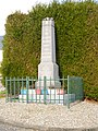 Avesnes-Chaussoy, Somme, Fr, monument aux morts (6).jpg