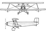 Avia BH-29 2-view L'Aéronautique July,1927.png