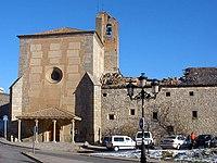 Avila - Iglesia de Santa Maria de Jesus (Ex Convento de las Gordillas) 01.jpg