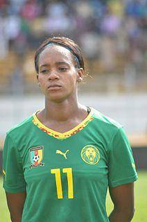 Aurelle Awona Cameroonian footballer