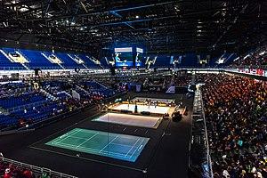 Axiata Arena - Image: Axiata Arena 2017 Sea Games