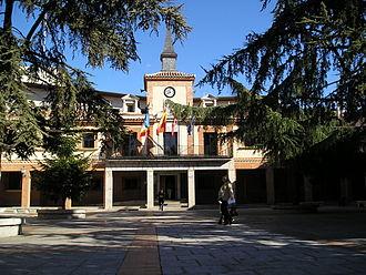 Las Rozas de Madrid - Ayuntamiento (Town Hall) of Las Rozas