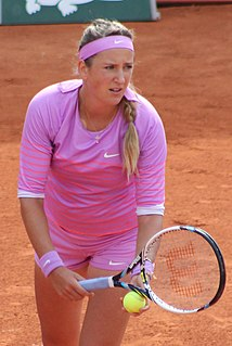 Victoria Azarenka Belarusian tennis player