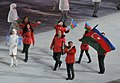 Azerbaijan at the Opening ceremony of the 2014 Winter Olympic Games (2).jpg