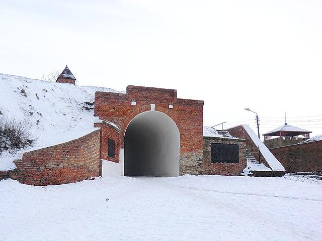 Fort Azov (Azovskaya Krepost)