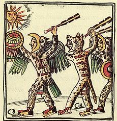 Militarismo Mexica Wikipedia La Enciclopedia Libre