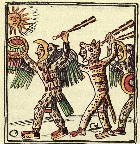 File:Aztec Warriors (Florentine Codex).jpg