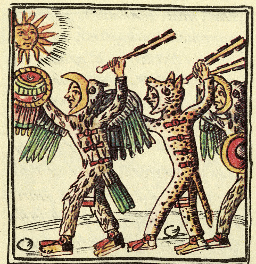 aztec religion and religious sacrifice Aztec paganism is the mesoamerican religion of the aztecs like other mesoamerican religions, it has elements of human sacrifice in connection with a large number of religious festivals.