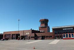 Båtsfjords lufthavn 2013.