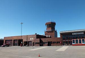 Båtsfjord Airport - Airport air side