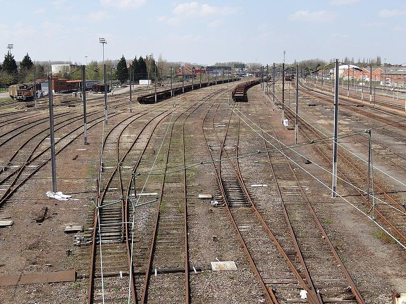 File:Béthune - Gare de Béthune (18).JPG
