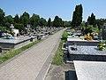 Błonie. Cmentarz Św, Trójcy Foto 02.jpg