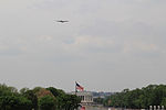 B-29 over the Lincoln Memorial - VE Day 2015 in Washington DC.jpg
