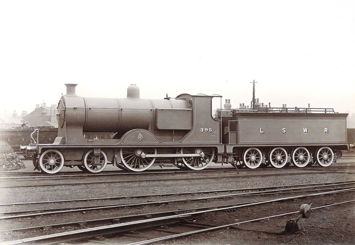 Gauge To Mm >> LSWR S11 class - Wikipedia