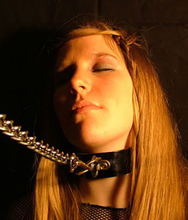 BDSM Erotic practices involving domination and sadomasochism