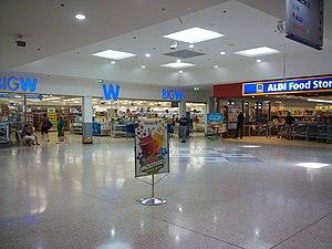Lavington Square Shopping Centre - Big W and Aldi