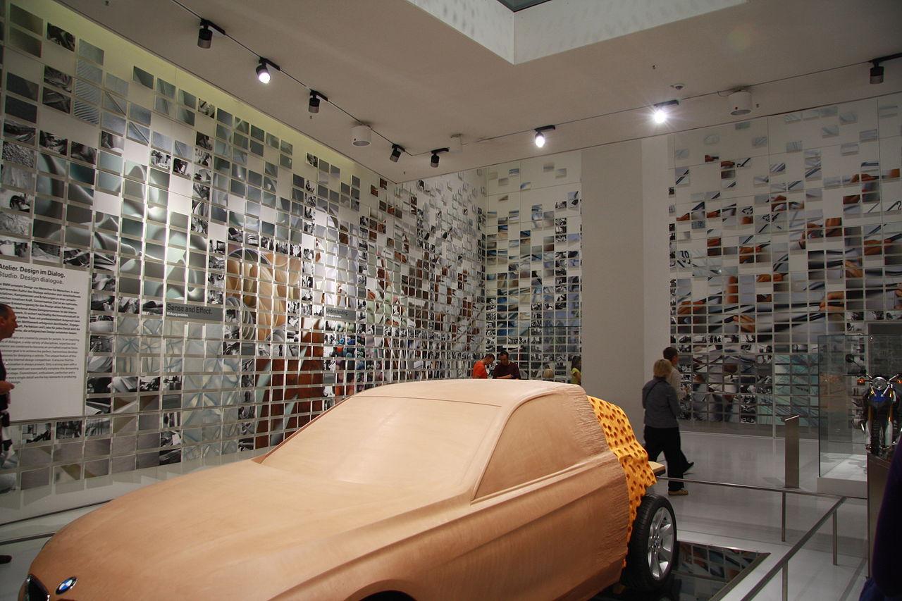 Atelier Car Model Ferrari Gtbb