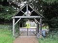 Back of the Lych gate - geograph.org.uk - 1461239.jpg