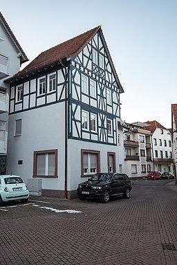 Jössertorstraße in Bad Orb