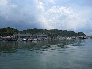 Badouzi Fishing Port - Badouzi Fishing Port