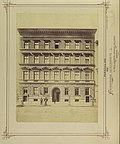 Bajcsy-Zsilinszky út (Váci körút) 72., Marshall-ház, 1874 körül - Budapest, Fortepan 82187.jpg